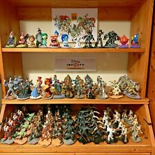 Disney Infinity Figures from 3.0 Series- Star Wars, Marvel, Inside Out, Tron etc