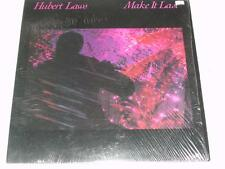 Hubert Laws - Make It Last Original 1983 US CBS LP