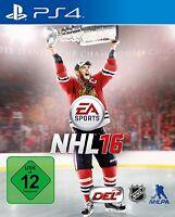 NHL 16 2016 EN INGLES NUEVO PRECINTADO PS4