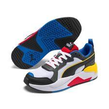 PUMA X-RAY JR Scarpe sneaker unisex bambini in tessuto multicolore 372920-03