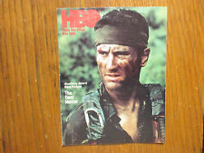 May-1980 HBO Home Box Office TV Magazine (THE  DEER  HUNTER/ROBERT  DE  NIRO)