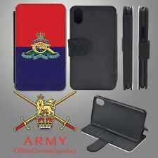 Royal Artillery iPhone Flip Case Cover