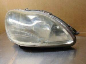 2000-02 Mercedes Benz S430 S500 S600 Headlight HeadLamp Right Clean Nice Shape-S