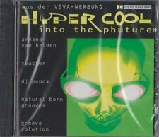 Hyper cool-Into the Phuture (1996, #zyx55068) Taucher, Daisy Dee, Acidpha.. [CD]