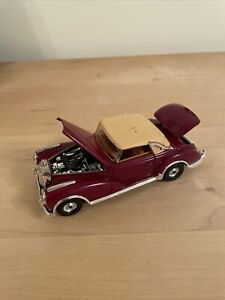 Vintage Corgi Mercedes Benz 300S In Red , Lovely Condition