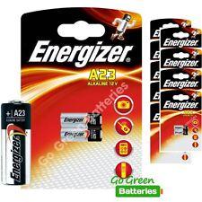 20 x Energizer A23 12V Alkaline Batteries MN21 23A LRV08 E23A K23A 8LR23 V23GA