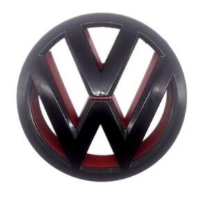 New 2006-2009 VW Volkswagen Golf Rabbit Front Grille Grill Emblem 1T0853601AFDY