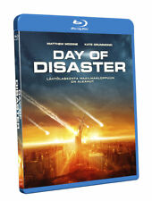 Day of Disaster / CAT 8 Blu Ray (Region B)