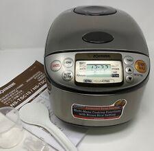 Zojirushi 5 Cups Micom Rice Cooker and Warmer NS-TSC10