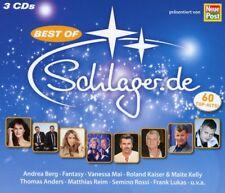 Best of Schlager.de, 3 Audio-CDs