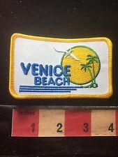 Souvenir VENICE BEACH CALIFORNIA Patch ~ The Perfect Travel Memento 73X6