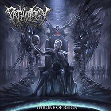 "PATHOLOGY ""Throne of Reign"" death metal CD"