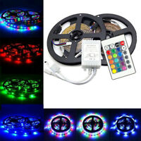 10M LED Strip Lights SMD 2835 RGB Color Changing Rope Light for Home Decora