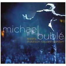 Michael Buble - Meets Madison Square Garden (cd+ NEW