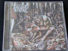 Severe Torture - Feasting On Blood (NEW CD) CENTURIAN NOX PYAEMIA DESENSITISED