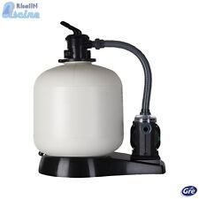 FA6100 Pompa Filtro a sabbia 10 m³/h con prefiltro per piscine fuoriterra