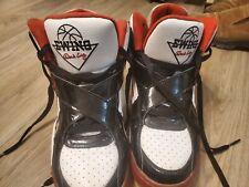 Patrick Ewing Rogue, 1EW90101-004, Black/Red, Men's Basketball Shoes, Size 11