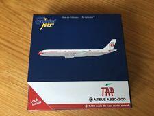 TAP Portugal Airbus A330-300 Diecast Model 1:400 Gemini Jets GJTAP1685 RegCS-TOV
