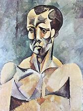 Pablo Picasso L'athlète lithographie Musée Sao Paulo Brésil Arte Colorama