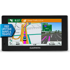 Garmin DriveSmart 60LMT, North America GPS w/ FREE Lifetime Map Updates