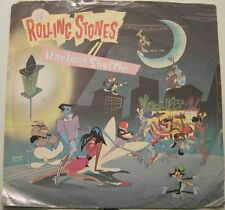THE ROLLING STONES - Harlem Shuffle - 45 ps CDN - 80s Soul R+B oop RARE L@@K