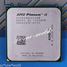 100% OK HDX840WFK42GM AMD Phenom II X4 840 3.2 GHz Quad-Core Prozessor CPU