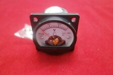 1pc Ac 0 150v Round Analog Voltmeter Panel Voltage Meter So45 Directly Connect