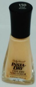 1 Sally Hansen Insta-Dri Fast Dry Nail Color Nail Polish PETAL PUSHER #150