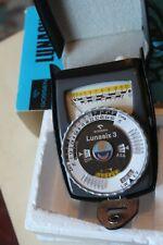 Gossen Lunasix 3 Professional Light Meter Esposimetro