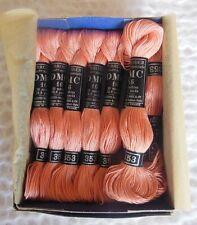 Ancien fil en coton à broder DMC 16 N° 353 - couture, mercerie