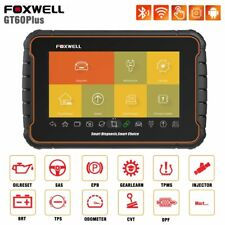 FOXWELL GT60 Plus OBD Android Tablet Diagnose Scanner Tool TPMS BRT DPF Odometer
