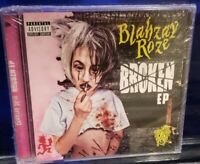 Blahzay Roze - Broken EP CD SEALED  insane clown posse psyhcopathic records icp