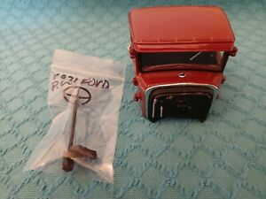 Danbury Mint 1931 Ford Pick up cab and steering wheel