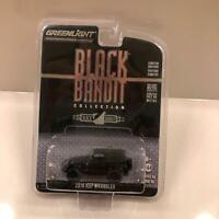 Greenlight Black Bandit 2014 Jeep Wrangler Series 10 Limited Edition F25