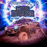 Mud Digger 10 CD New The LACS, SMO Colt Ford Demun Jones Free Shipping