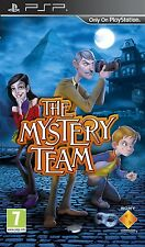 The Mystery Team    PSP  nuovo!!!