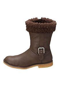 Esprit Drydon Stiefel Gr.36,38,40,41 NEU Damen Schuhe Braun Winter Boots