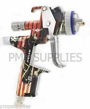 SATA jet 5000B RP Morgan Motor Cars LTD Edition Clear gun 1.2 + Sata Regulator