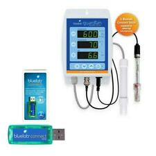 Bluelab Guardian Monitor Connect + Connect USB Stick - Water Solution Meter