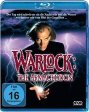 Warlock 2: The Armageddon Blu-ray Disc NEU + OVP!