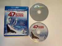 47 Meters Down (Bluray/DVD, 2017) [BUY 2 GET 1]
