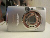 Canon PowerShot Digital ELPH SD800 IS / Digital IXUS 850 IS 7.1MP Digital Camera