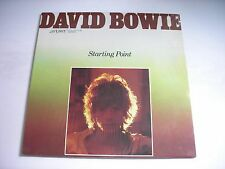 SEALED David Bowie Starting Point 1977 Stereo LP