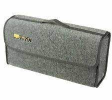 Kofferraumtasche Filz 50cm groß Werkzeugtasche Toolbag Zubehörtasche Autotasche