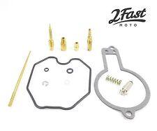 Honda Carburetor Rebuild Carb Repair Kit Jets Gaskets XR600R XR600 XR 600 NEW
