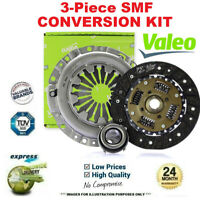 VALEO SMF Clutch Kit 3-PC for PEUGEOT 807 2.0 HDi 2006->on