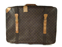Authentic Louis Vuitton Satellite 70 Monogram Canvas Travel Bag, Luggage Bag