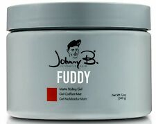 Johnny B. FUDDY Matte Styling Gel 12 oz (SEALED)