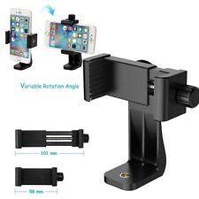 Photo Mount Camera Vertical Bracket Smartphone Holder Phone Clip Tripod Adapter
