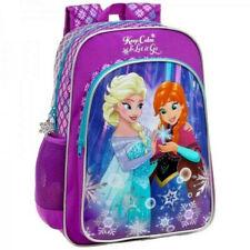 Zaino Scuola Disney Frozen per bambine 40 cm predisposto Trolley